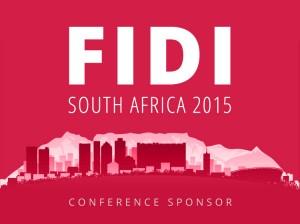 Sponsor FIDI Conference 2015