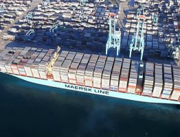 Maersk cyber attack