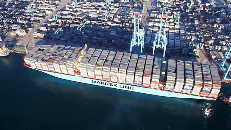 Maersk cyber attack