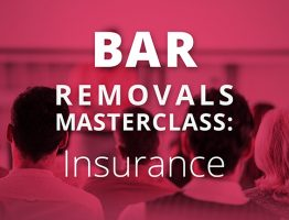 Removals Masterclass Insurance