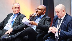 Movers and Storers Show debate panel