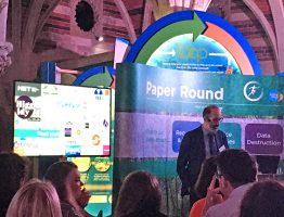 PaperRound recycling awards